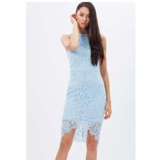 Atmos&Here Eva Lace Dress SIZE 8
