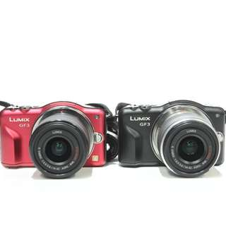 Panasonic DMC-GF3 + Lumix G Vario 14-42mm f3.5-5.6 ASPH Lens