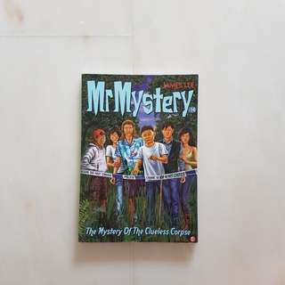$2 Mr Mystery: The Mystery of the Clueless Corpse