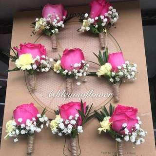 Corsage Flower Fresh