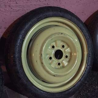 Donut tire 15s 16s