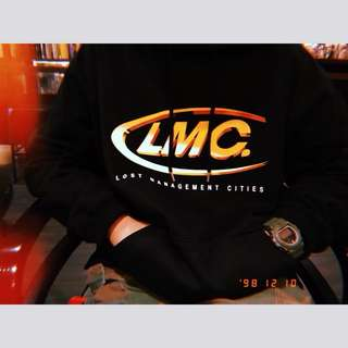 LMC Logo 帽T+Liful大學T (L號)
