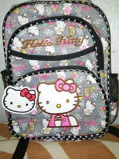 HELLO KITTY CHILDREN'S SCHOOL BAG