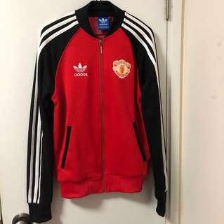 Adidas originals man utd jacket 曼聯外套