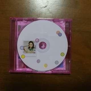 Twice Likey Chaeyong CD plate and photocard