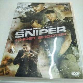 Sniper ghost shooter movie dvr