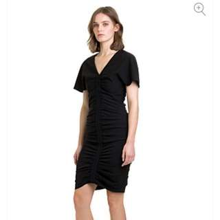 Country Road gathered bodycon dress includes free shipping