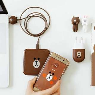 Line LINE FRIENDS wireless charger
