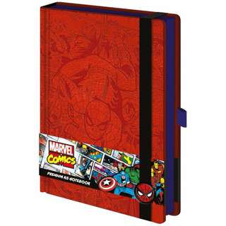 MARVEL Spiderman Premium Notebook (A5) - SR72207