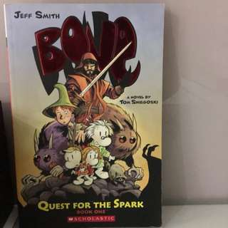 Bone quest for the spark