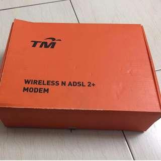tm streamxy modem
