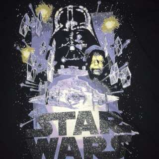 Star Wars Cut Out Shoulder Tee by Cotton On