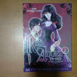 Red Angel I Manga