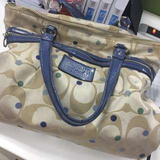Authentic Coach Handbag- Preloved