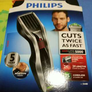 Philips Shaver(Brand new Perfect for gifts)