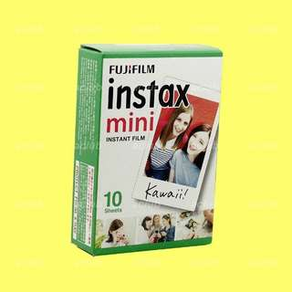 Fujifilm Instax Instant Film