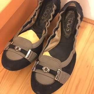 意大利 Tod's 豆豆鞋 37.5 正碼
