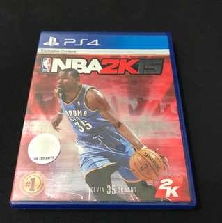 PS4 2K15