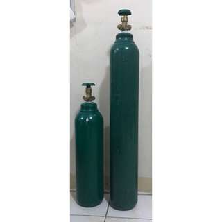 Medical Oxygen Tank 10 and 6 liters