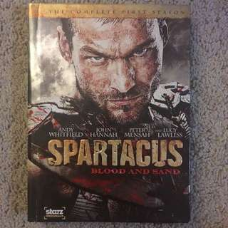 Spartacus : season 1 box set