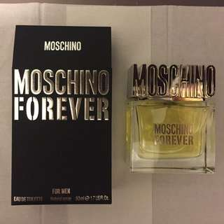 Moschino Forever For Men Eau de Toilette 50mL