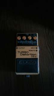 Boss distortion