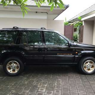 Jeep Grand Cherokee Limited Edition km 72.220
