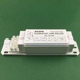 20w/40w florescent  magnetic ballast 110v/220v 60hz