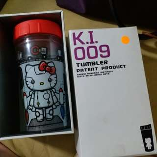 Hello Kitty K.I. 009 Tumbler Patent Product