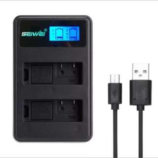 SEIWEI Dual Charger (FW-50)