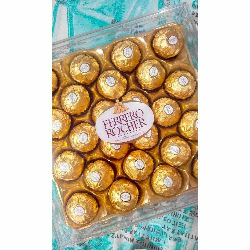 24pcs. Ferrero Rocher