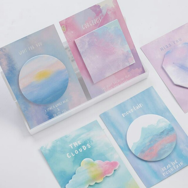 5 Cute Little Sticky Notes for Office or School