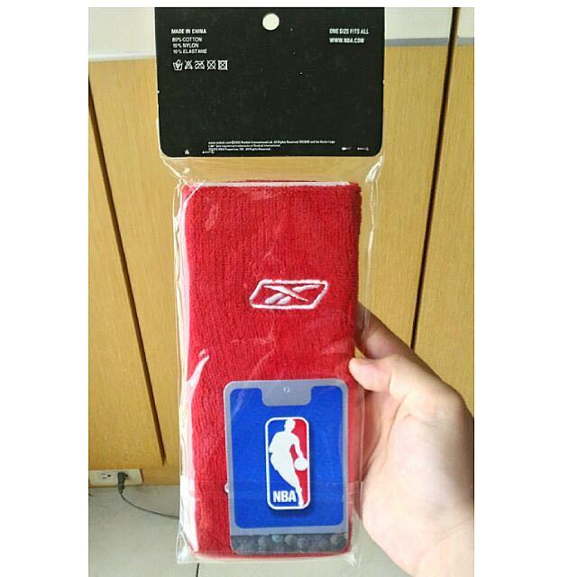 ✨出清✨正版 Reebok NBA護腕
