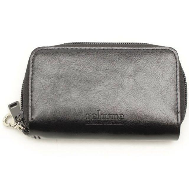 日本品牌聯名鑰匙錢包 Relume X JOURNAL SRANDARD wallet and key case 12月