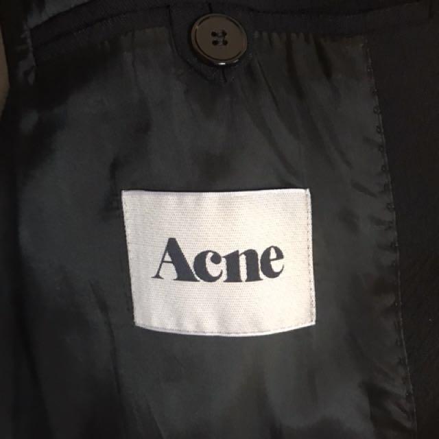 ACNE designer oversized jacket