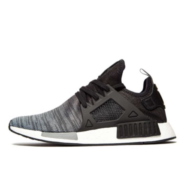 2c50754b24344 Adidas NMD XR1 Black White