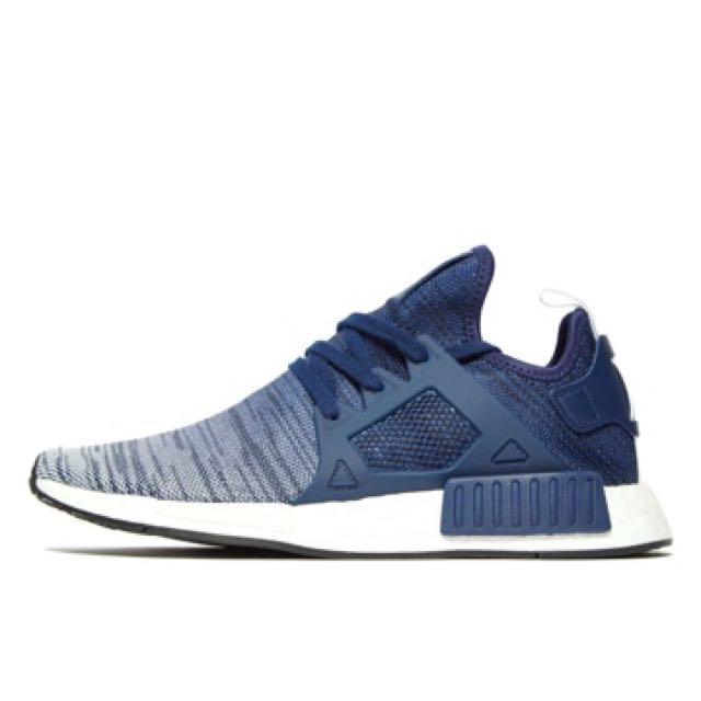 895f2cd0a Adidas NMD XR1 Blue White