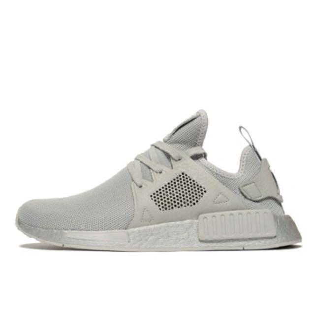 Adidas NMD XR1 Triple Grey Silver Boost db2665490