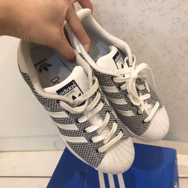 Adidas superstar color shift j 24 38