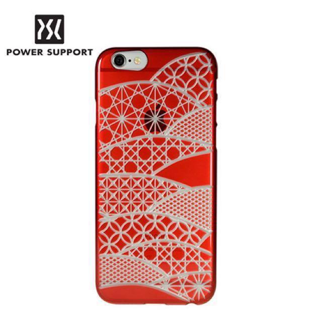 Air jacket 保護殼 iPhone6/6S 4.7吋 全新兩個 黑/紅 降價