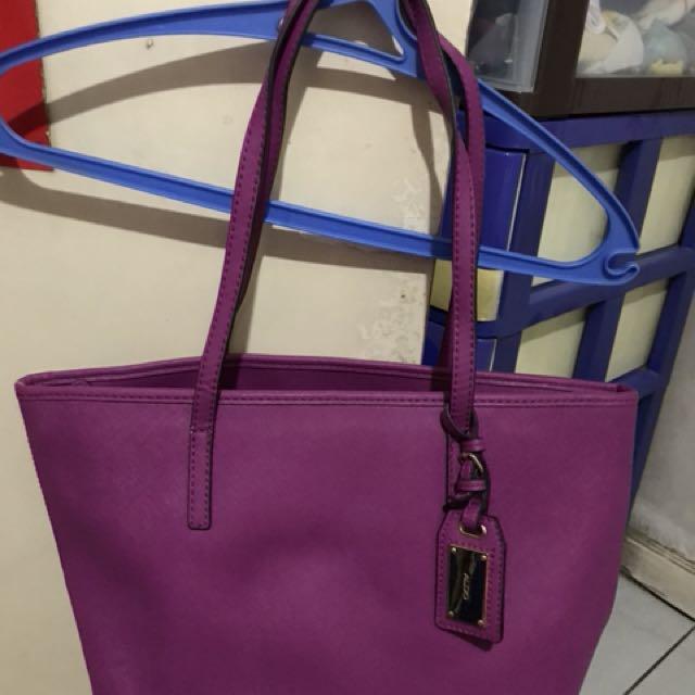 Las Aldo Pink Tote Bag Women S Fashion Bags Wallets On Carou