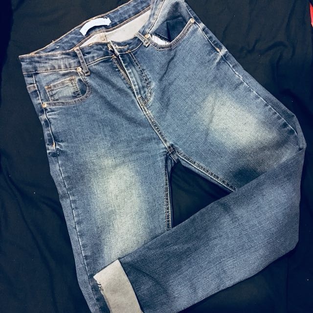 Atoms&Here Skinny Jeans