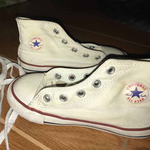 Authentic Converse Shoes