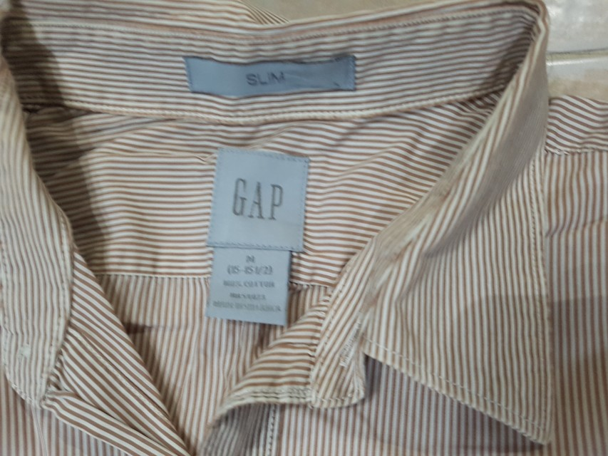 Authentic Gap polo longsleeves
