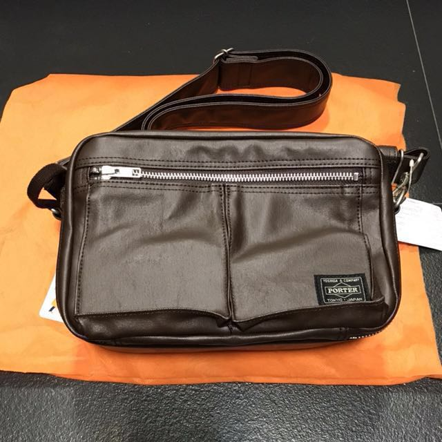 48591eb8990 💯Authentic Yoshida Kaban Porter freestyle CAMERA BAG camera bag (L)  707-06123, Men's Fashion, Bags & Wallets on Carousell