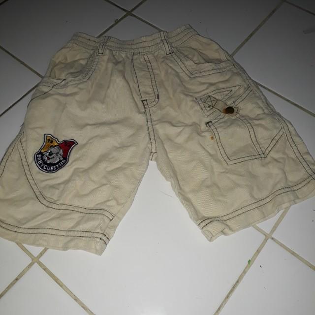 Baby cubitus pants