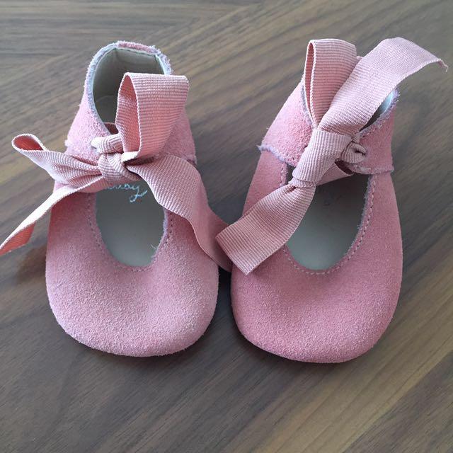 Baby Mango Ballerina Shoes
