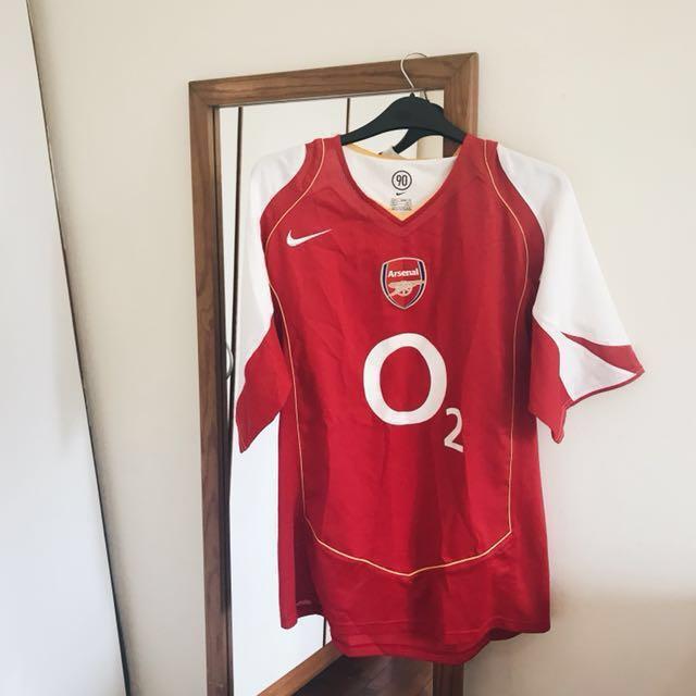 b6e677f09 BN Arsenal Nike O2 jersey