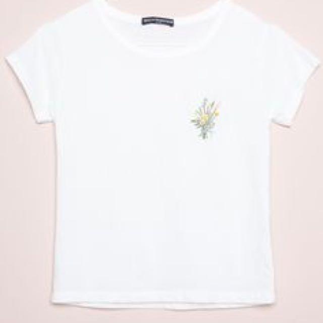 Brandy Melville Floral Top