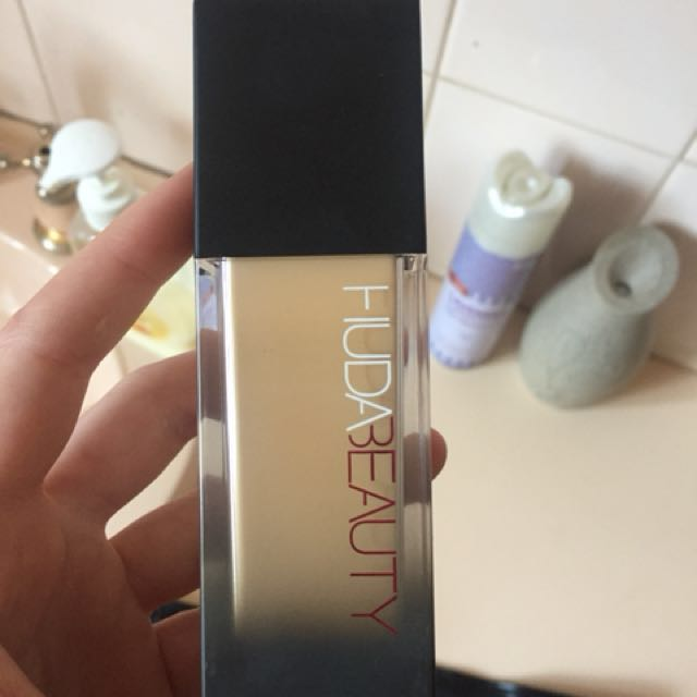 Buds beauty faux filter foundation